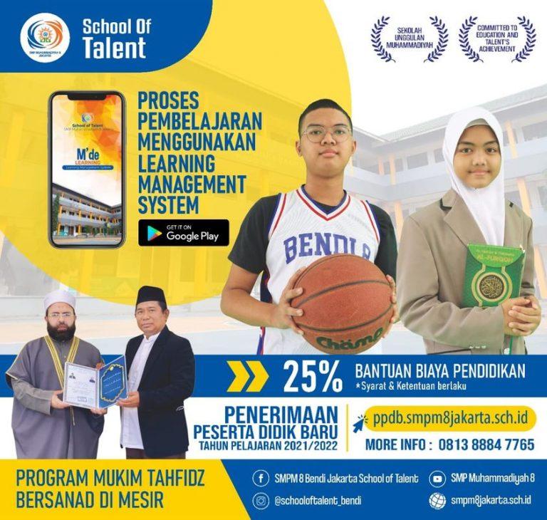 SMP Muhammadiyah 8 Bendi Jakarta