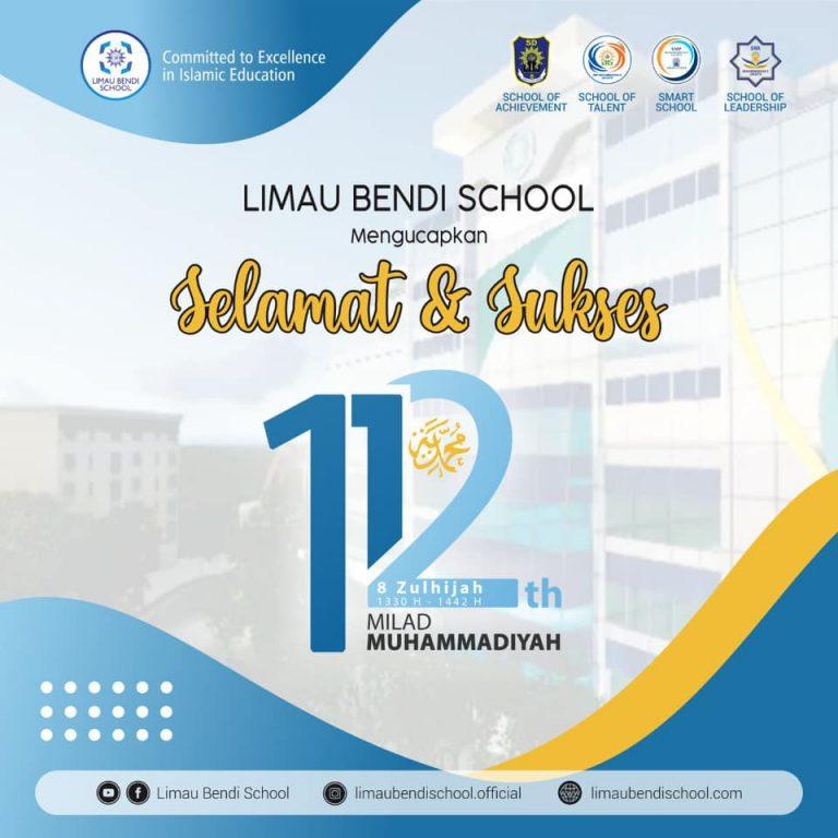 Miladi Muhammadiyah Ke-112