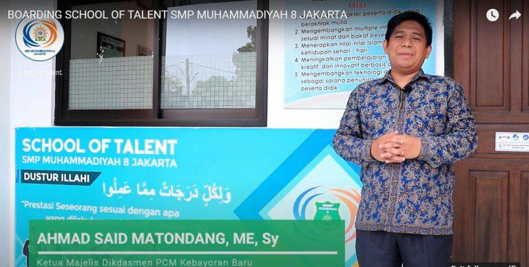 SMP Muhammadiyah 8 Boarding School